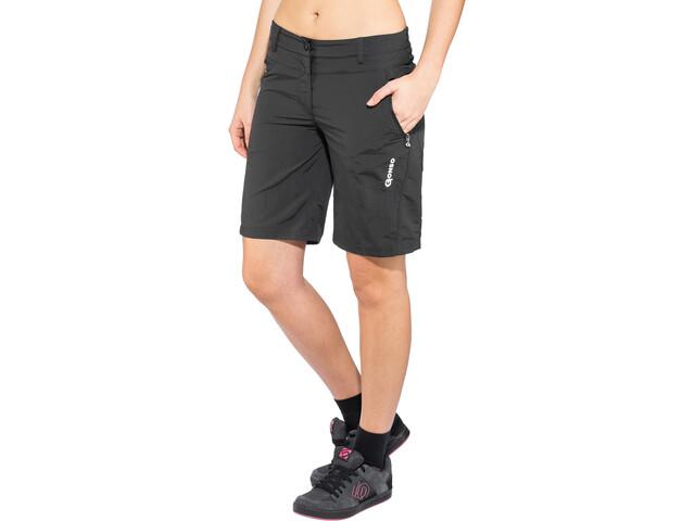 Gonso Civita Shorts ciclismo Mujer, black